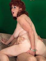Shirley Lily - Anal, Blowjob, Cumshot, Mature