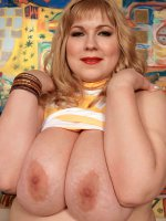 Angellyne Hart - Big Tits, Natural Boobs