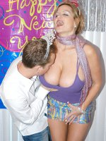Happy New Year from the Staff of KellyMadison.com - Ring in the New Year with me, Kelly Madison, and the rest of the crew here at 413 Productions. I love to celebrate and there's no better time then now. 2003 has been an outstanding year...