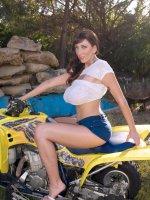 Alia Janine - Big Tits