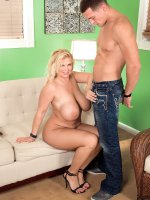 Kelly Christiansen - Big Tits, Blowjob, Cumshot