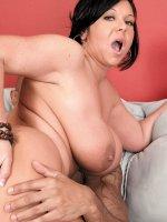 Krissy Rose - Big Tits, Blowjob, Cumshot