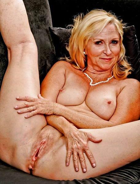 Granny big tits.com