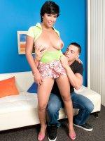 Reina Lee - Big Tits, Blowjob, Cumshot