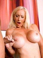 Porsche Lane - Big Tits, Blowjob, Cumshot, Mature