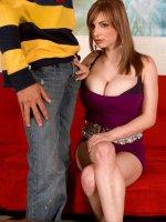 Christy Marks - Big Tits, Blowjob, Cumshot