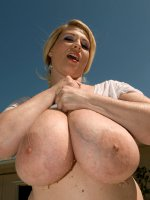Renee Ross - Big Tits, Natural Boobs