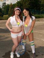 Karina Hart, Mandy Pearl - Big Tits