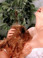 Autumn Jade, Lilith - Big Tits, Lesbian, Natural Boobs