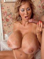 Minka - Big Tits, Blowjob, Cumshot