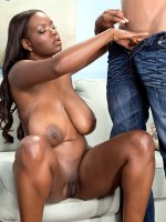 Camille Morgan - Big Tits, Blowjob, Cumshot