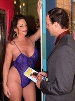 Margo Sullivan - Anal, Big Tits, Blowjob, Cumshot, Mature