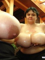 Mature women with big mature tits