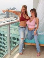 Crystal Gunns, Cindy Cupps - Big Tits