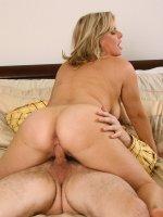 Big tittied Kala sucks and fucks this well hung stud